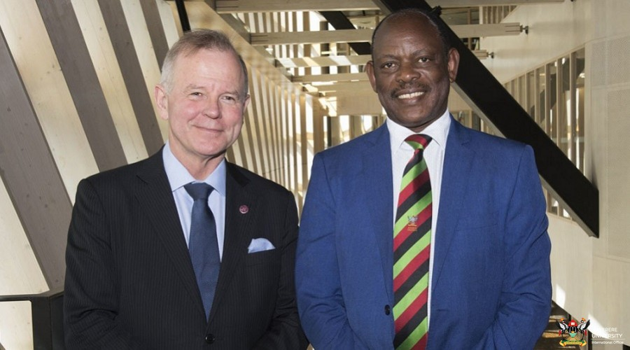 Makerere University and Karolinska Institute strengthen partnership